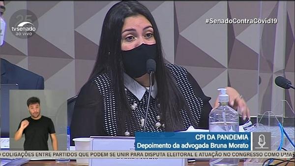 Advogada foi convocada após depoimento do diretor-executivo da operadora Pedro Benedito Batista Jr.