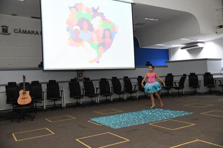 Instituto de MS traz projeto de hospital para Menina, Moça e Mulher