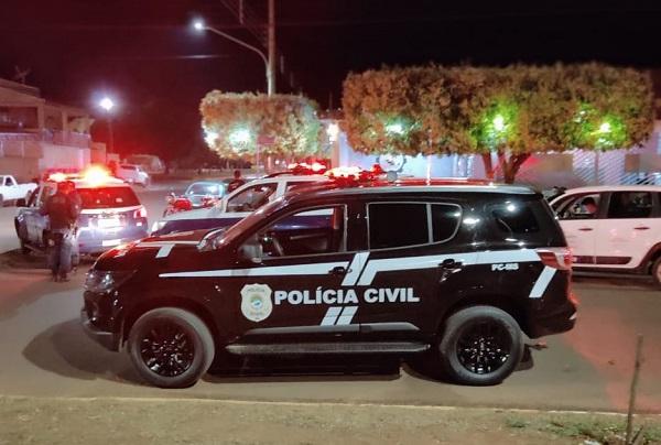 Heitor tem passagem pelo mesmo crime de violência e também por desobedecer ordem judicial de medida protetiva