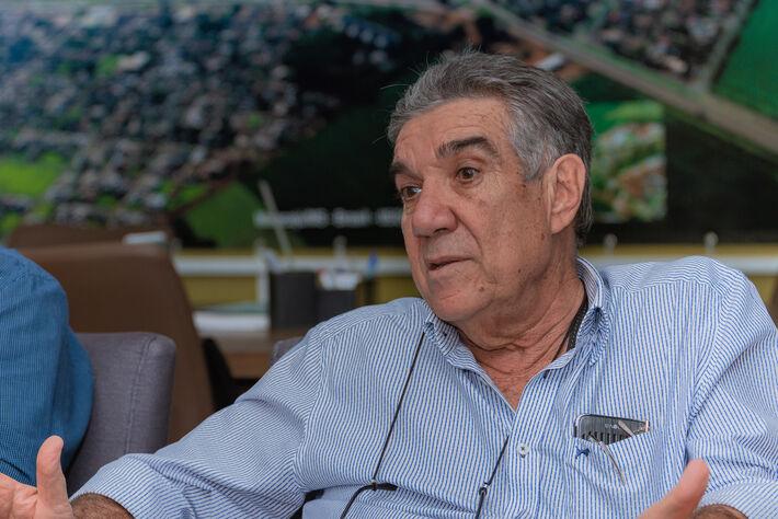 Esse é Maurílio Azambuja. Foto: Tero Queiroz   MS Notícias