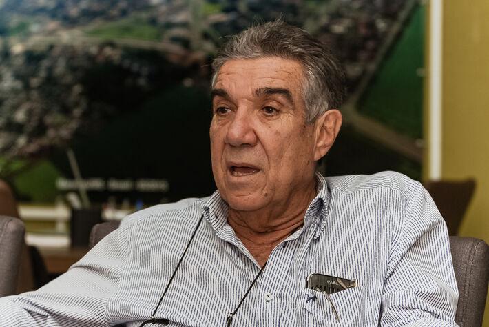 Este é Maurílio Azambuja. Foto: Tero Queiroz