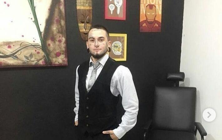 Flamariom tem atividades como tatuadora na Capital de MS. Foto: Reprodução