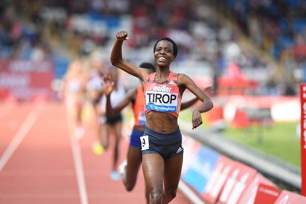 Atleta estrela do esporte africano, foi encontrada morta dentro de sua casa em Elgeyo-Marakwet.