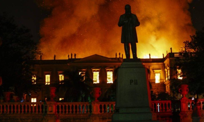 Destruição de Museu é retrato fiel do desprezo à cultura no Brasil