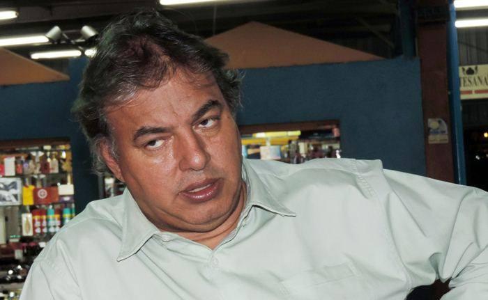 Vereador Alceu Bueno (PSL)<br />Foto: Klemerson Rocha