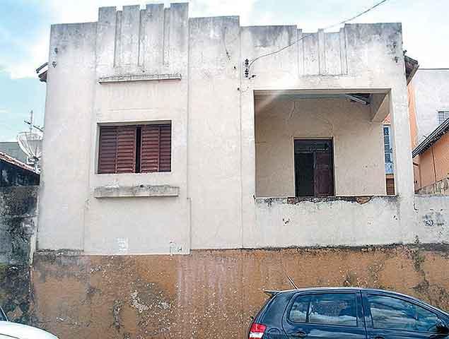 Casa da família da presidente Dilma em Uberaba é tombada<br />Foto: Fundação Cultural de Uberaba/Divulgação