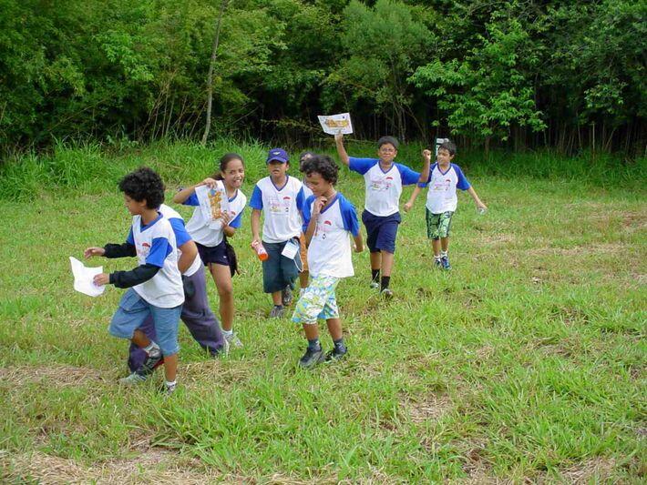 Atividades no Parque<br />Autor: Divulgação