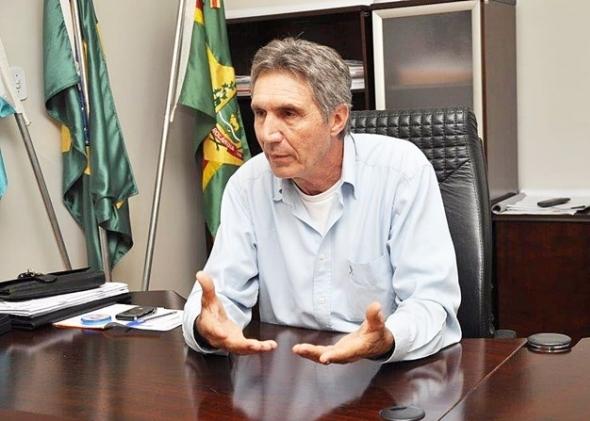 Prefeito Ari Basso<br />Foto: Região News