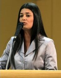 Vereadora Rose (PMDB)<br />Foto: Arquivo