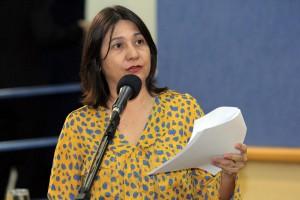 Vereadora Luiza Ribeiro (PPS)<br />Foto: Reprodução