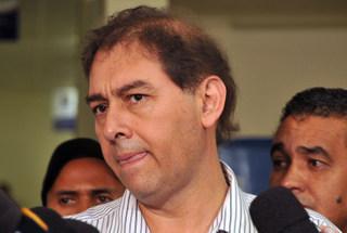 Prefeito Alcides Bernal<br />Autor: Arquivo