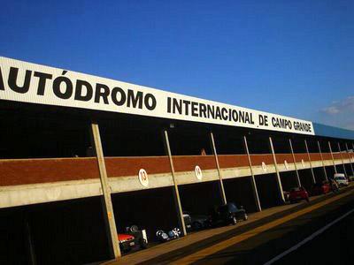 Autódromo de Campo Grande<br />Foto: Divulgação