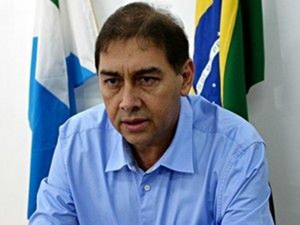 Prefeito de Campo Grande, Alcides Bernal (PP)<br />Autor: Cesar Krugel