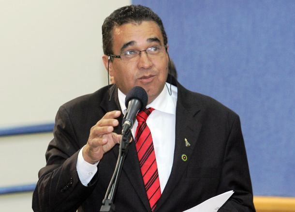Vereador Ayrton Araújo(PT) <br />Foto: Arquivo