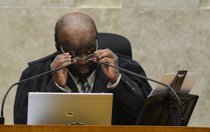 Presidente do STF, Joaquim Barbosa já foi informado, afirma Depen<br />Foto: José Cruz/Fotos Públicas