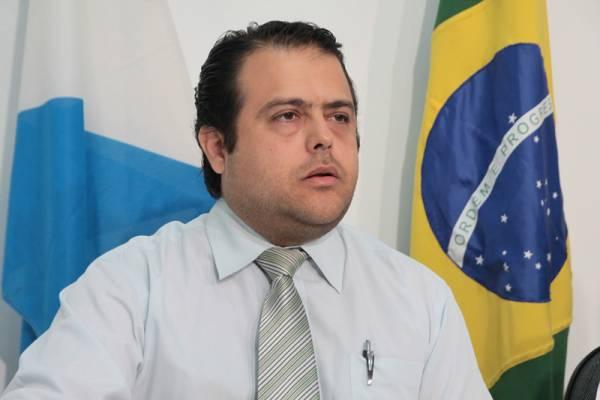Secretário de saúde Ivandro Fonseca<br />Foto: Reprodução