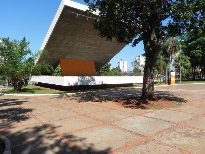 Praça do Rádio Clube<br />Foto: Divulgação