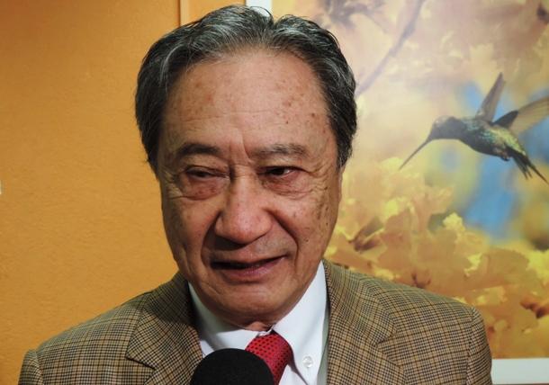Deputado estadual George Takimoto<br />Foto: Arquivo
