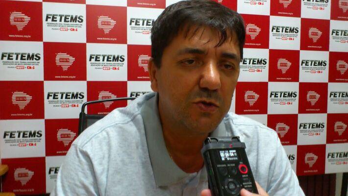 Roberto Botareli, presidente da Fetems