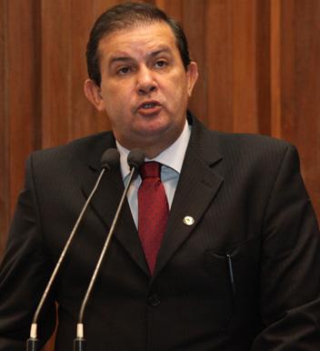 Deputado Eduardo Rocha<br />Autor: Portal ALMS