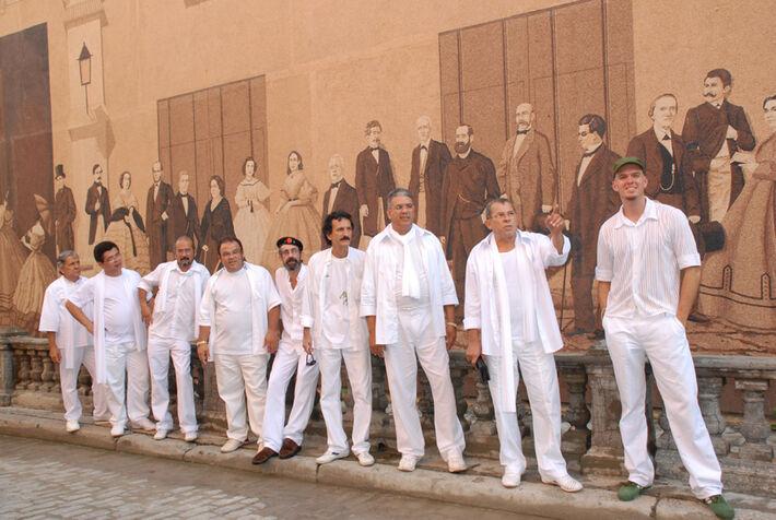 Grupo Acaba<br />Foto: Divulgação