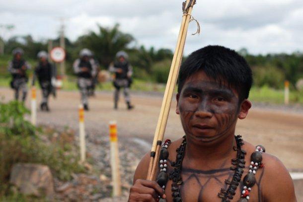 Representante do CIMI diz que conflitos no campo machuca mais a classe indígena do que os produtores. (Foto: Reprodução)