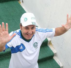 Se continuar no Palmeiras, Kleina terá salário reduzido<br />Foto: Alex Silva/Estadão