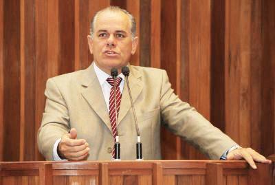 Deputado estadual Lauro Davi (PROS)