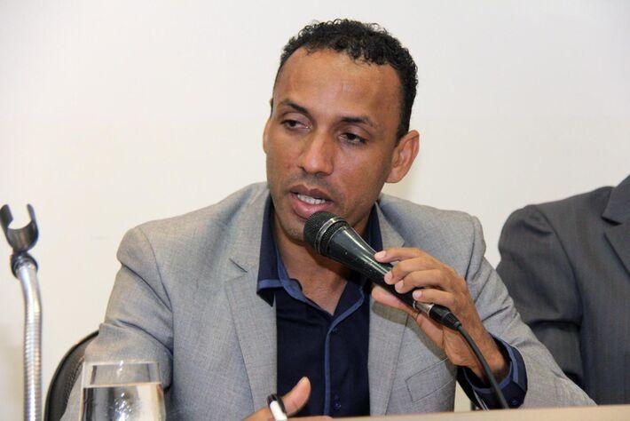 Vereador Coringa (PSD)<br />Foto: Reprodução