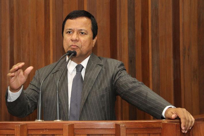 Deputado Amarildo Cruz (PT)<br />Foto: ALMS