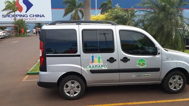 Segundo informações, esse veículo foi adquirido para agilizar os trabalhos no Cadastro Único do Bolsa Família, para uso exclusivo dentro das limitações do município de Caarapó.