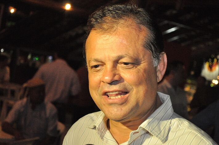 Presidente da Acrisul, Chico Maia<br />Foto: Divulgação