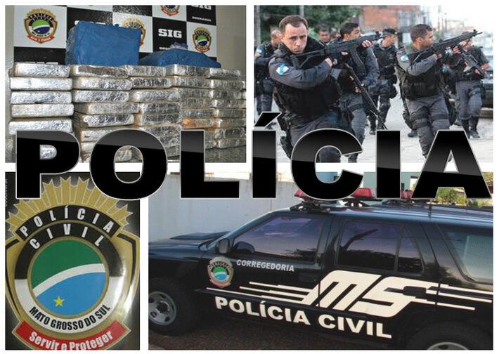 Os policiais informam que a droga apreendida pode ter valor de aproximadamente R$ 4.000,00 (quatro mil reais).