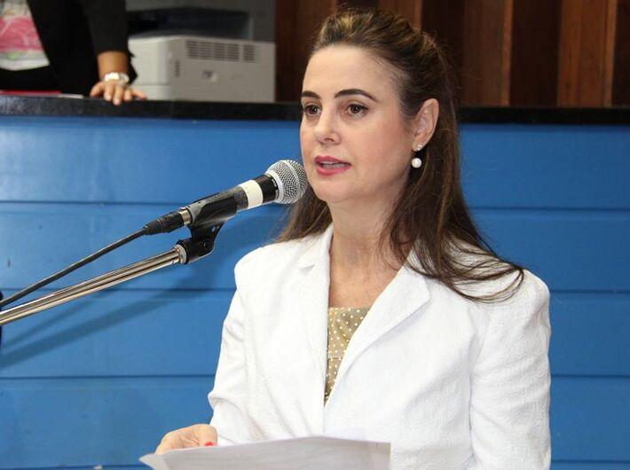 Deputada Estadual Mara Caseiro (PT do B)<br />Foto: Arquivo