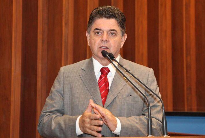Deputado Márcio Monteiro (PSDB)<br />Foto: Divulgação