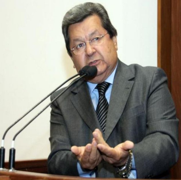 Deputado estadual, Onevan de Matos (PSDB)<br />Foto: Arquivo