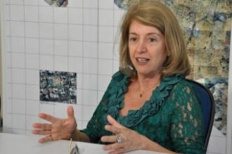 Diretora da Agetran, Kátia Maria Moraes<br />Foto: Divulgação