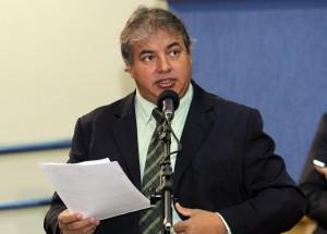 Vereador Alceu Bueno (PSL)<br />Foto: arquivo