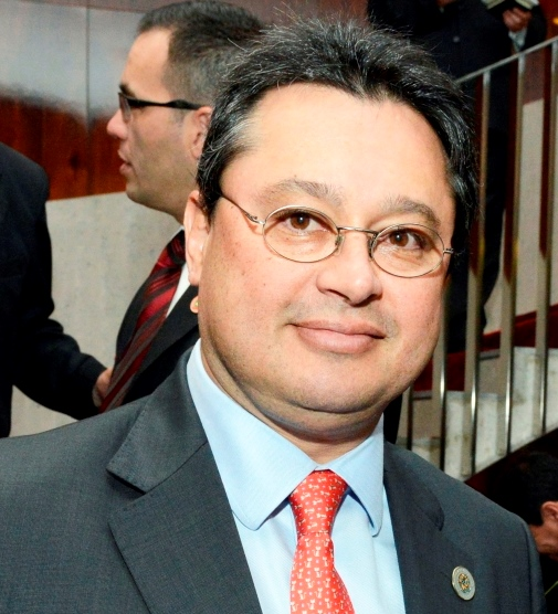 Ministro do Paraguai será recebido pelo deputado Jerson Domingos<br />Foto: Divulgação