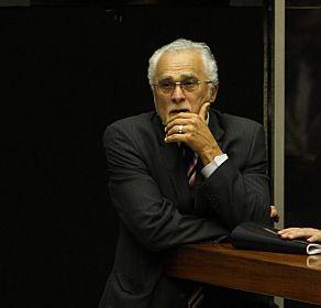 Deputado José Genoino<br />Autor: Agência Câmara