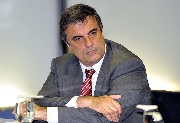 Ministro da Justiça José Eduardo Cardoso<br />Autor: Divulgação