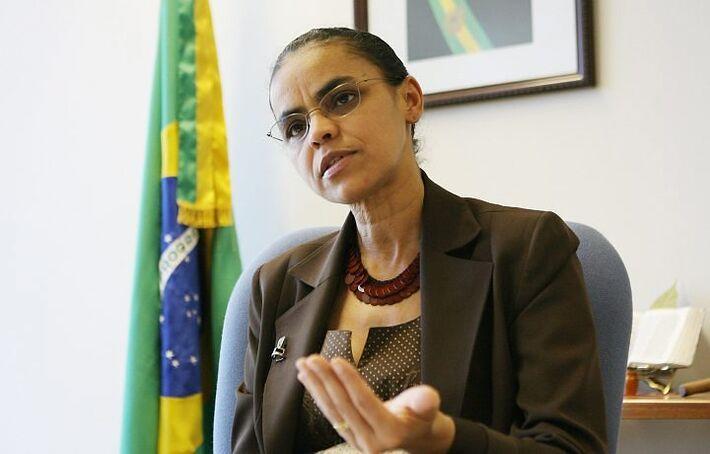 """</p> <p style=""""text-align: justify"""">Uma das principais beneficiadas pelas manifestações que tomaram conta das ruas do País desde o meio do ano, movimento que provocou uma queda de popularidade da presidente Dilma Rousseff, a ex-ministra Marina Silva (PSB"""