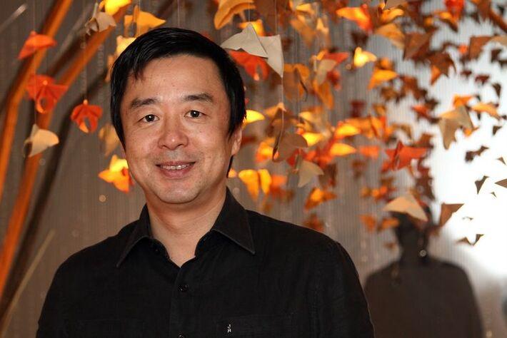 O estilista e diretor de criação Jum Nakao<br />Foto: Divulgação