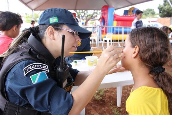 A iniciativa é da Polícia Militar de Mato Grosso do Sul, do Rotary Club, Conselho Comunitário de Segurança e Associação Comercial e Industrial de Campo Grande.