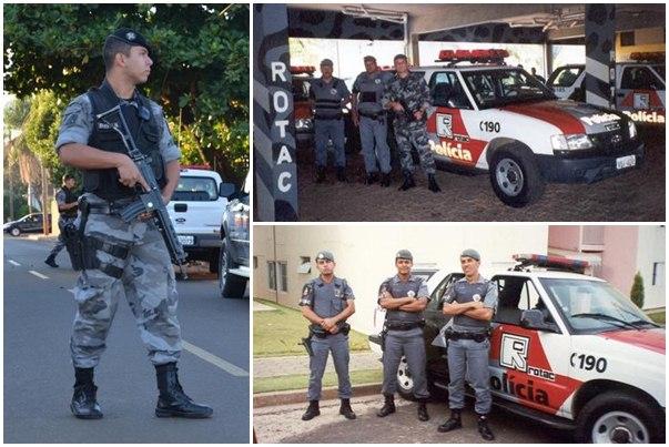 As prisões aconteceram na BR-163, no posto de combustível 'Carretão' saída para Jaraguari.