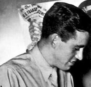 O escritor J.D. Salinger<br />Foto: Divulgação