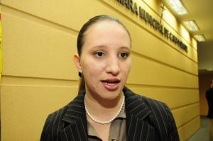 Secretária da SAS, Thaís Helena<br />Foto: Divulgação