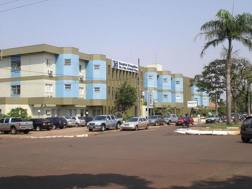 Hospital Evangélico de Dourados<br />Foto: Arquivo