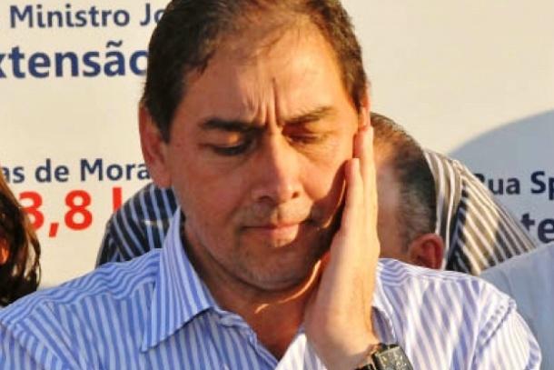 Prefeito Alcides Bernal (PP). Foto: Reprodução
