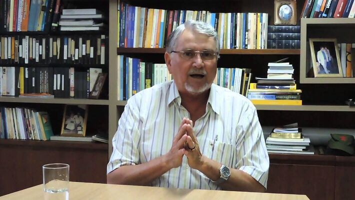 Vereador Zeca do PT<br />Foto: Arquivo